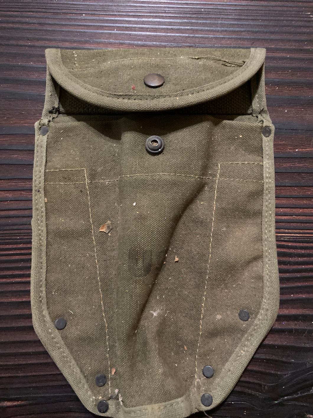 Vintage Army Tool Pouch - US Military