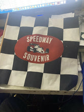 Load image into Gallery viewer, Vintage NASCAR Fan Speedway Racing Flag