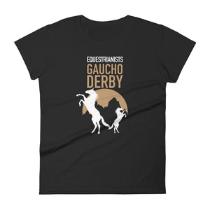 Gaucho Derby ladies t-shirt