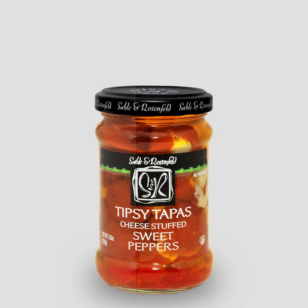 Tipsy Tapas – Sweet Peppers