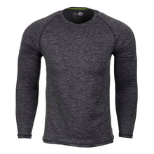 Load image into Gallery viewer, Unisex Long Sleeve Tee - Charcoal