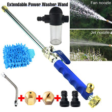 Load image into Gallery viewer, High Pressure Washer Car Washing Water Gun Hydro Jet Power Water Spray Nozzle Garden Washer Wands Attachment Watering Sprinkler