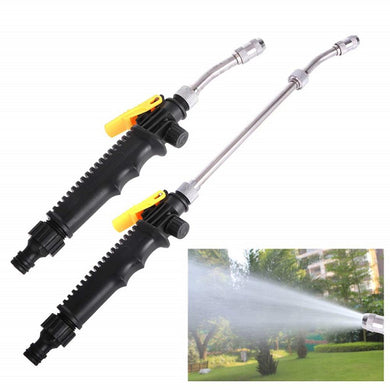 28/48cm Water Gun High Pressure Power Washer Spray Car Washing Tools Garden Water Jet Washer Watering Cleaning Tool