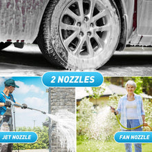 Load image into Gallery viewer, High Pressure Water Gun Washer Garden Hose Nozzle Spray Sprinkler Tools for Car window  washing/ watering flowers