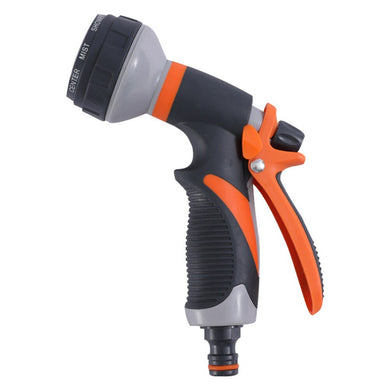 8 Pattern Garden Water Gun Hose Spray Gun Car Washing Yard Water Sprayer