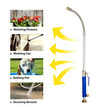 Load image into Gallery viewer, High Pressure Water Gun Metal Water Gun High Pressure Power Car Washer Spray Car Washing Tools Garden Water Jet Pressure Washer