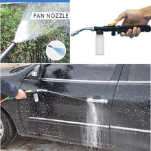 Load image into Gallery viewer, 2-in-1 High Pressure Washer 2.0 - Water Jet Nozzle Fan Nozzle Safely Clean High Impact Washing Wand Water Spray Washer Water Gun