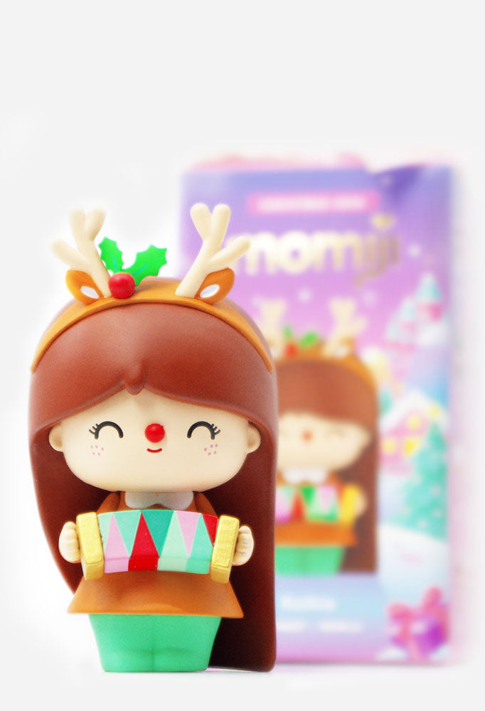 Single Momiji x Pop Mart Christmas