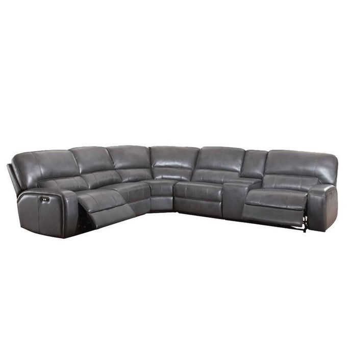 IKASA Sectional |Automatic POWER RECLINING SECTIONAL