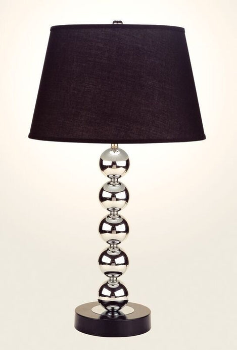 IKASA Lamp |Bubble Clear | Table Lamp