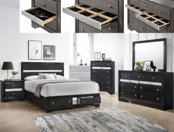 Dynamic Storage  | Queen Bedroom Set