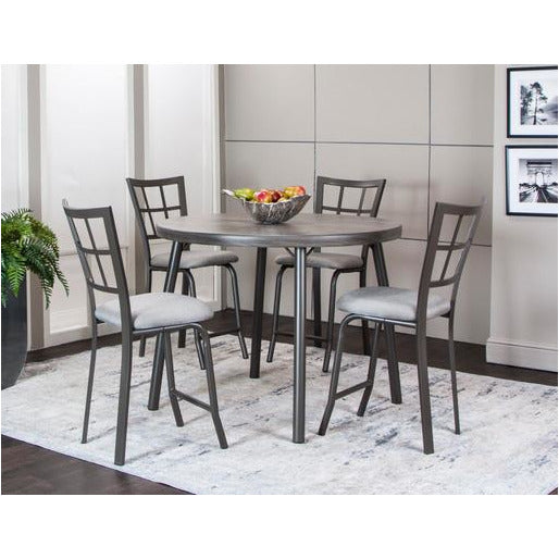 IKASA Dinette | 5-Pieces-Round-Pub-Table-Set.jpg