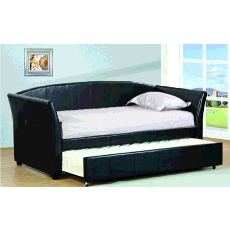 STYLISH DAY BED + TRUNDLE