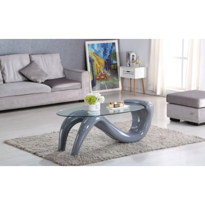 Art Gallery Style Coffee Table