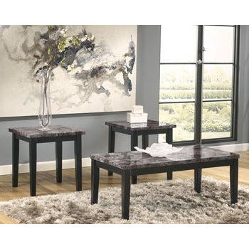 Marble Topped Occasional Tables | 3 Piece Set