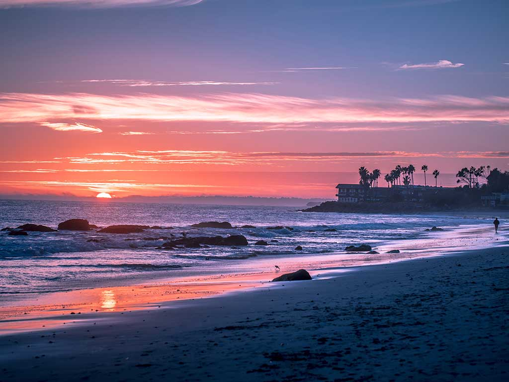 Malibu California at sunset 10 best places to watch the sunset