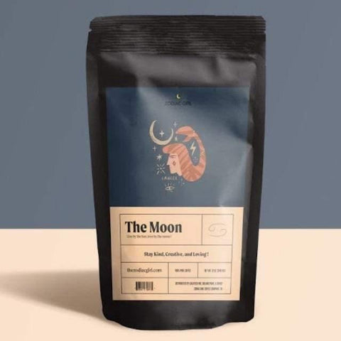 Cancer: The Moon Blend Zodiac Girl Coffee