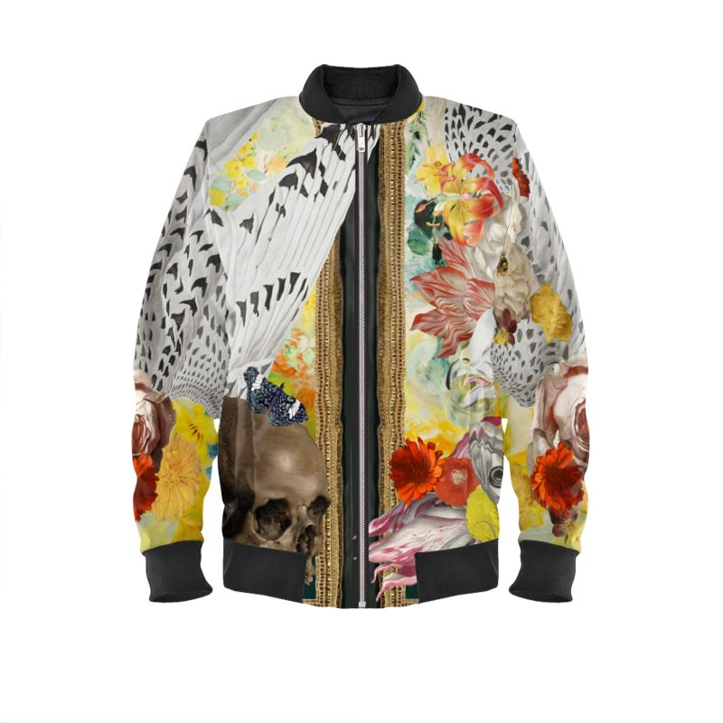 Young Frida Women's Bomber Jacket