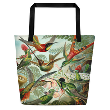 Load image into Gallery viewer, Haeckel's Hummingbirds Bag