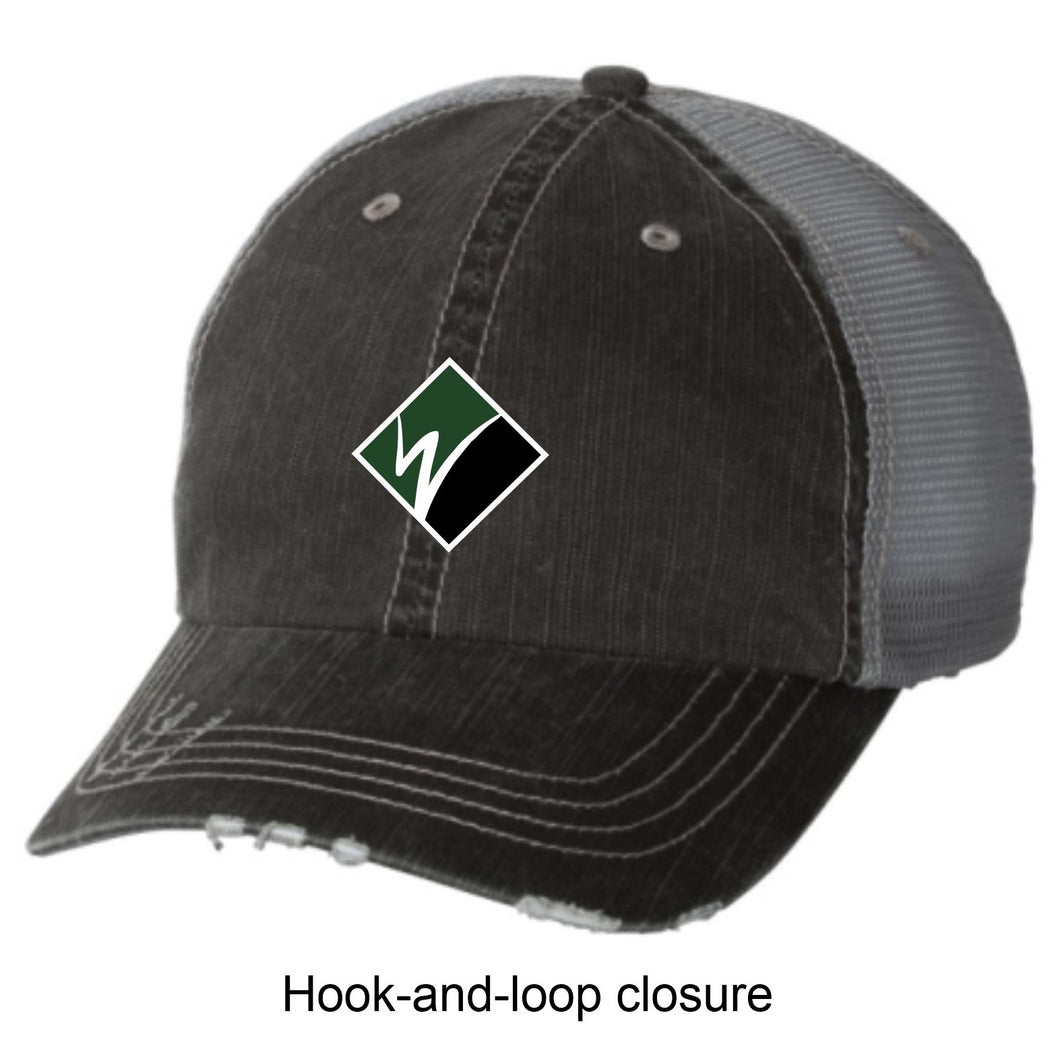 Spirit of Waxahachie | Weathered Ballcap