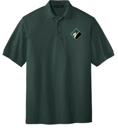 Spirit of Waxahachie | Men's Silk Touch Polo