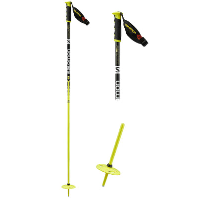 Salomon Arctic S3 XL Poles Yellow