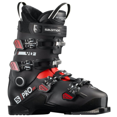 2021 Salomon S/Pro HV 90 Black/Red/White Mens