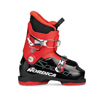 2021 Nordica Speedmachine J2 Black/Red