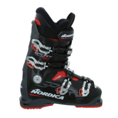 2021 Nordica Sportmachine 80 Black/Anth/Red