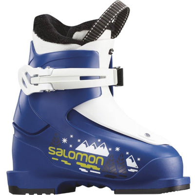 2021 Salomon T1 Race Blue/White Junior