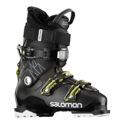 2021 Salomon QST Access 80 Black/Beluga/Green Mens