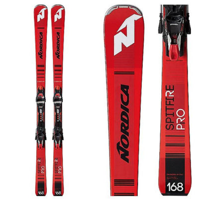 Nordica Spitfire w/Binding