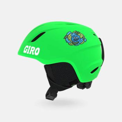 Giro Launch Helmet Matte Bright Green
