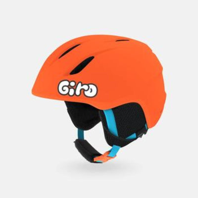 Giro Launch Helmet Matte Bright Orange