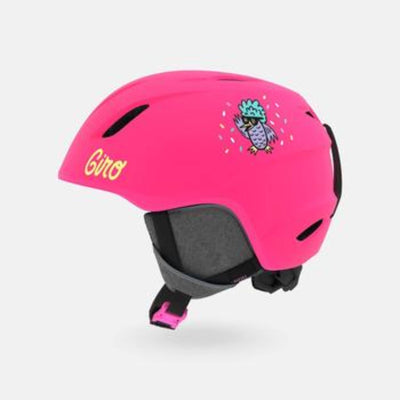 Giro Launch Helmet Matte Bright Pink