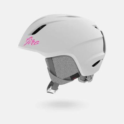 Giro Launch Helmet Matte White