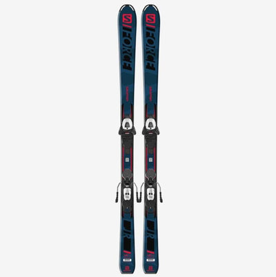 2021 Salomon S/Force Jr + L6 GW Black Junior
