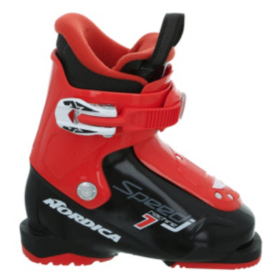 2021 Nordica Speedmachine J1 Black/Red