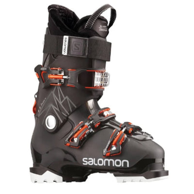 2021 Salomon QST Access 70 Black/Orange Mens