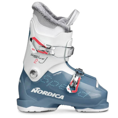 2021 Nordica Speedmachine J2 Girl Lt Blue