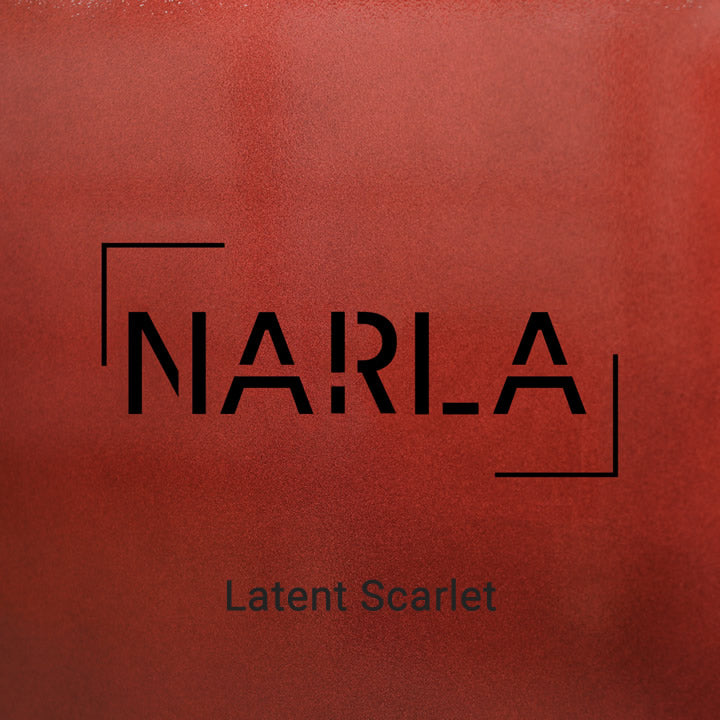 Latent Scarlet colour swatch