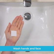 Load and play video in Gallery viewer, Washawaze Foaming All-in-One Soap Sheets