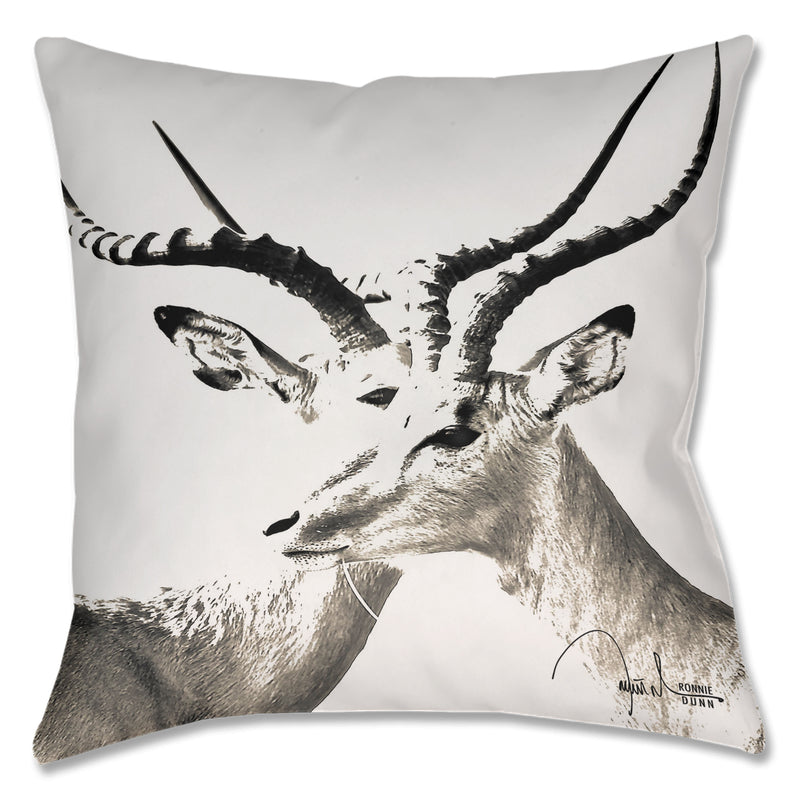 Sabi Sans Antelope Pillow