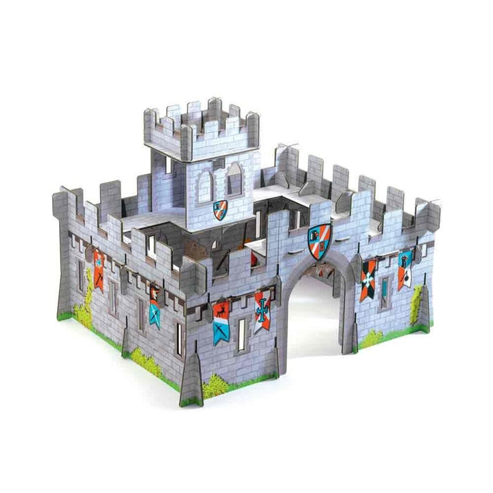 MEDIEVAL CASTLE POP TO PLAY