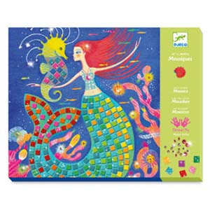 COLLAGE MOSAIC KIT MERMAID'S SONG