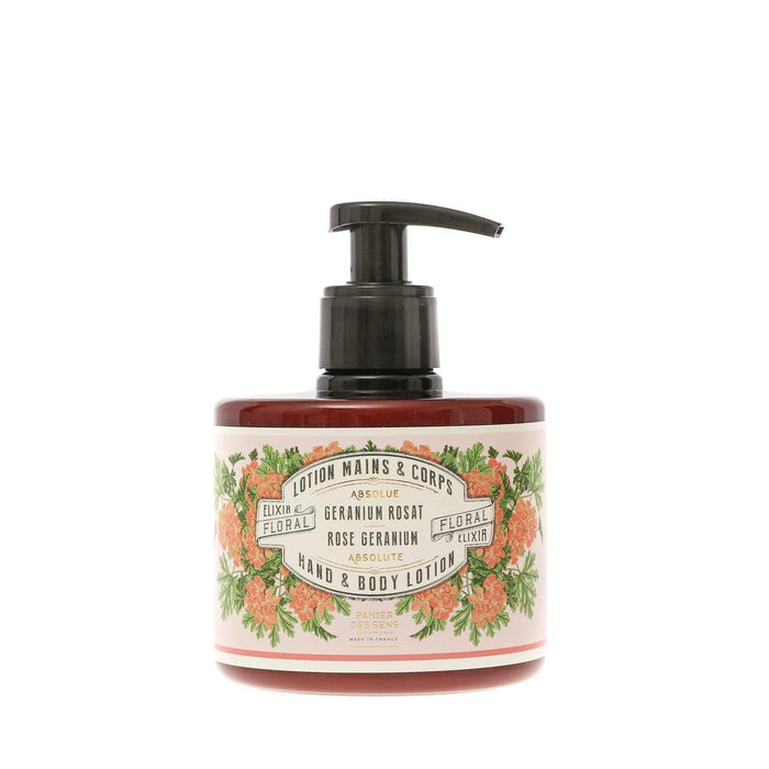BODY LOTION ROSE GERANIUM - Art of Giving