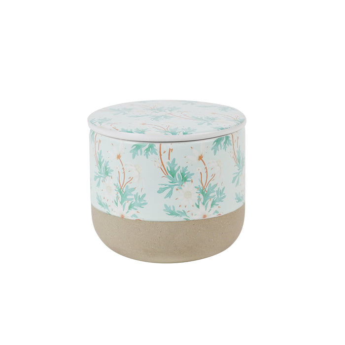 FLANNEL FLOWER CANDLE