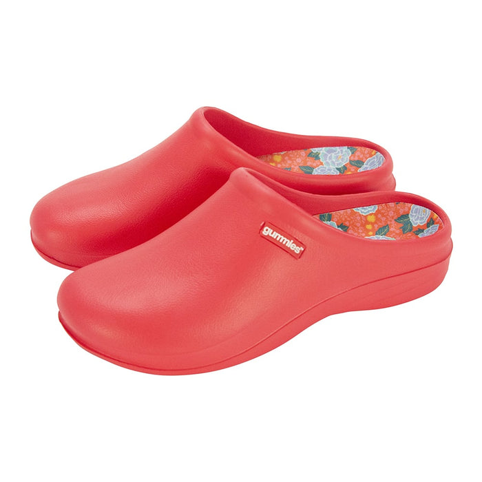 GUMMIES CLOG RED SIZE 38