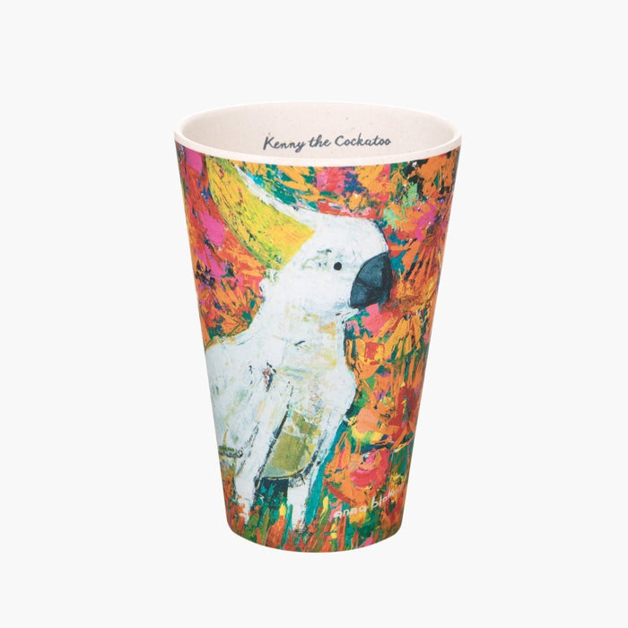 BAMBOO CUP COCKATOO