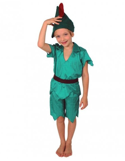 COSTUME SMALL PETER PAN